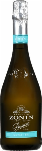 Zonin Prosecco Sparkling Wine Perspective: front