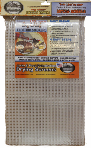 Smokehouse Products Big Chief™ Drying Screens Perspective: front