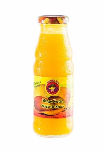 Mounsier Papa Mango Nectar Perspective: front