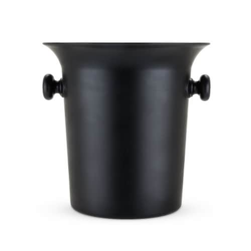 Black Ice Bucket by True Perspective: front