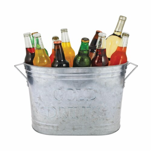 True Fabrications Cold Drinks Ice Bucket Perspective: front