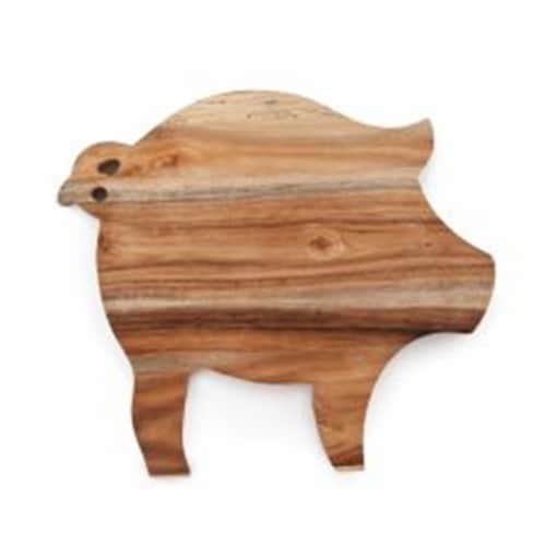 True Fabrications 3088 Farmhouse - Pig Cheese Board Perspective: front