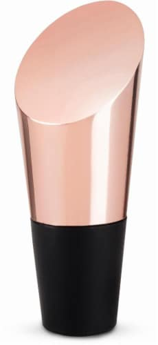 True Fabrications Heavyweight Bottle Stopper - Copper Perspective: front