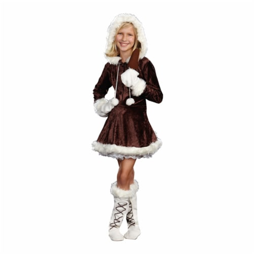 Costumes For All Occasions RL7721CSM Small Eskimo Cutie Pie Child Perspective: front