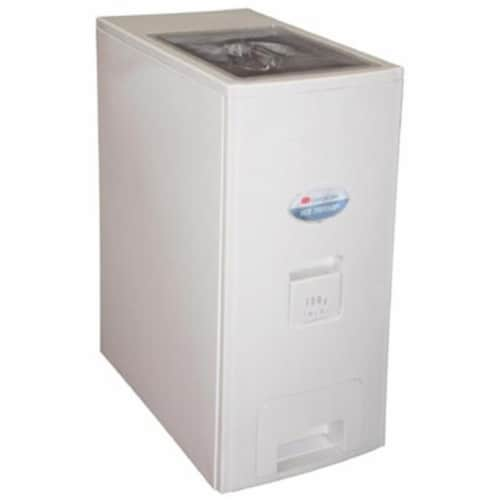 Sunpentown 26 Lbs Capacity Rice Dispenser - SC-12 Perspective: front
