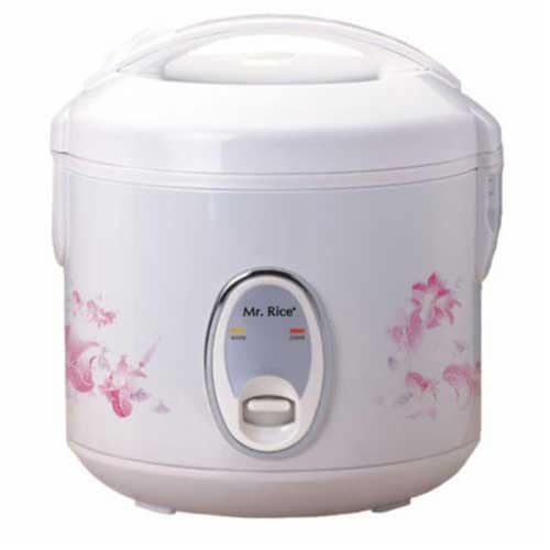 Sunpentown SC-0800P 4 Cup Rice Cooker Perspective: front