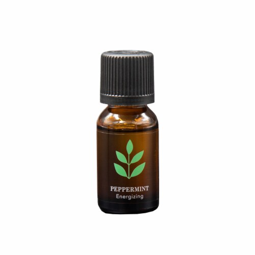 ScentSationals Peppermint Aromatherapy Essential Oil, 15ml Perspective: front