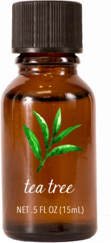 AmbiEscents™ Tea Tree Essential Oil Perspective: front