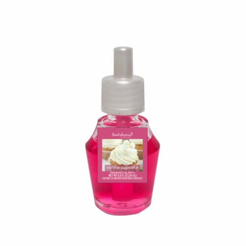 ScentSationals ScentCharms Vanilla Cupcake Fragrance Oil Refill Perspective: front