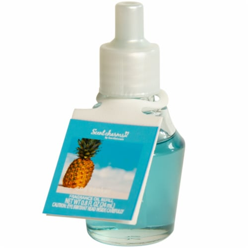 ScentSationals Sea Seeker Fragrance Oil Refill Perspective: front