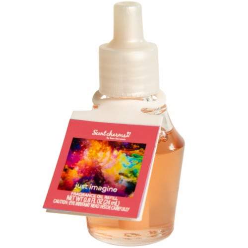 ScentSationals Scent Charms Just Imagine Fragrance Oil Refill Perspective: front