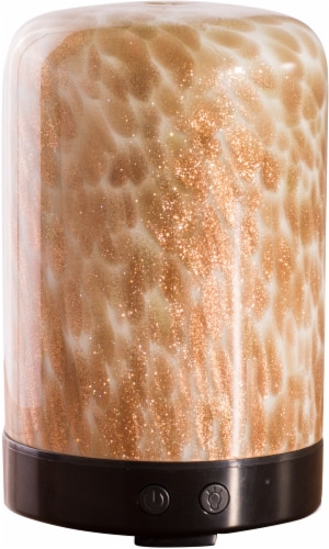 AmbiEscents™ Essential Oil Diffuser - Gold Dust Perspective: front