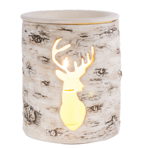 Oak & Rye Full Size Birch Warmer - Natural Perspective: front