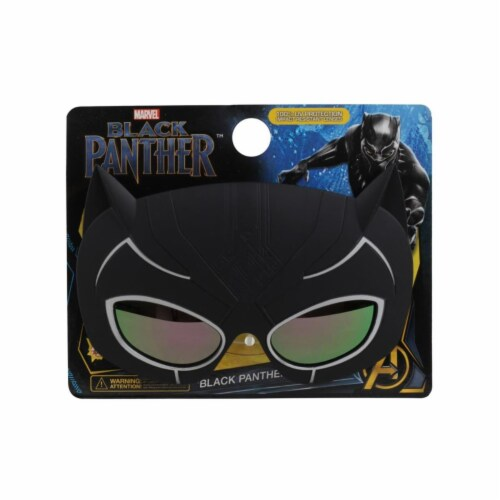 Sunstaches SG3382 Lil Black Panther Perspective: front
