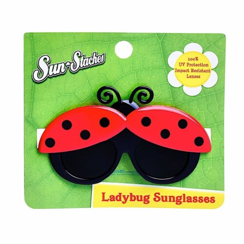 Sunstaches SG3487 Lil Ladybug Toy Perspective: front