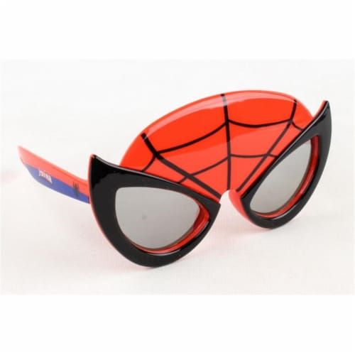 Sunstaches  Lil Spiderman, Red Perspective: front