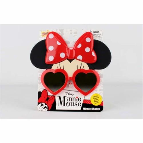 Sunstaches SG2567 Minnie Mouse Sunglasses Perspective: front