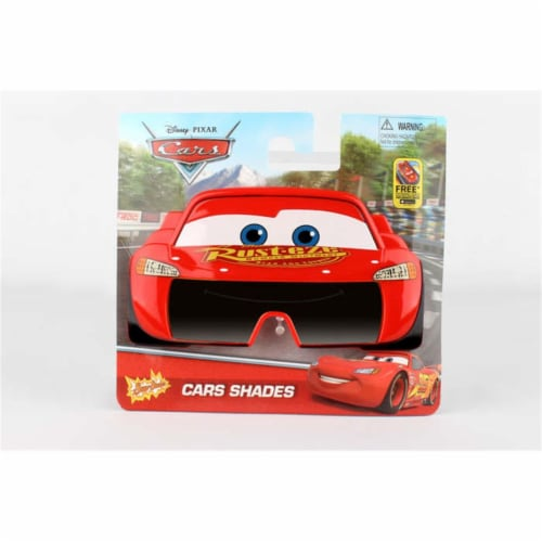 Sunstaches SG2664 Disney Cars McQueen Perspective: front