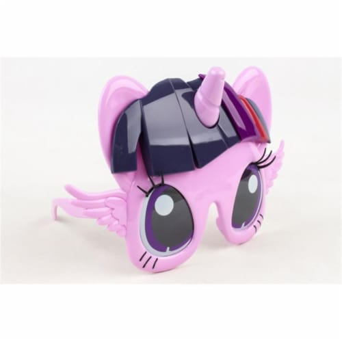 Sunstaches My Little Pony Twilight Sparkle, Purple Perspective: front