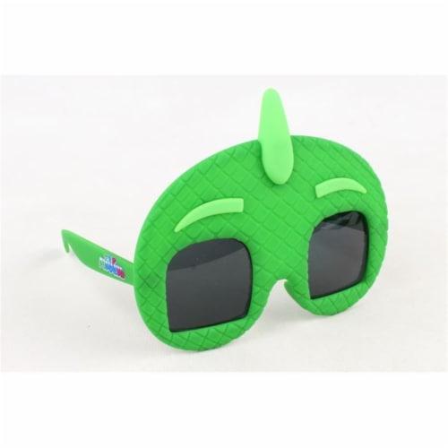 Sunstaches Lil Gekko Kids, Green Perspective: front
