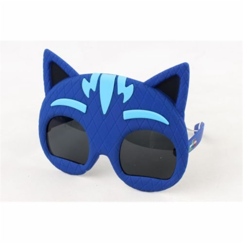 Sunstaches Lil Characters Catboy, Blue Perspective: front