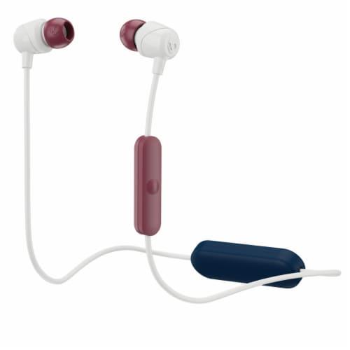 Skullcandy Bluetooth Headphones - White Perspective: front