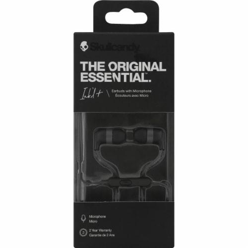 Skullcandy Ink'd Original Earbuds - Black Perspective: front