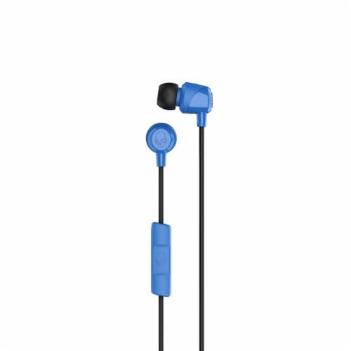 Skullcandy Headphones with Microphone - Dark Blue Perspective: front