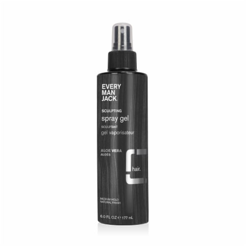 Every Man Jack Sculpting Spray Gel Perspective: front