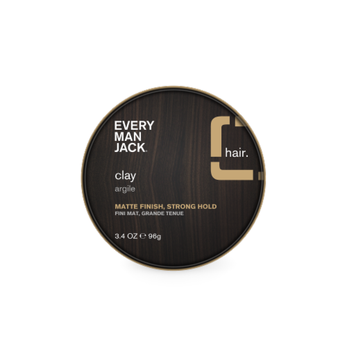 Every Man Jack Styling Clay - Matte Finish Perspective: front