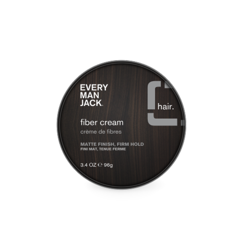 Every Man Jack Matte Finish Firm Hold Fiber Cream Perspective: front