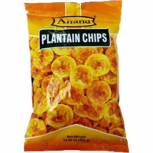 Anand Plantain Chips - 14.08 Oz Perspective: front
