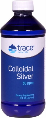 Trace Minerals Research  Colloidal Silver Perspective: front