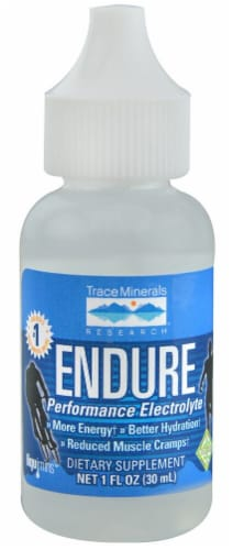 Trace Minerals Research  ENDURE Perfomance Electrolyte Perspective: front