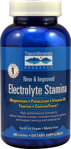 Trace Minerals Research  Electrolyte Stamina Perspective: front