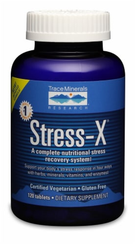 Trace Minerals Research  Stress-X Perspective: front