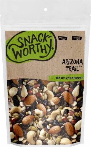 Snackworthy Arizona Trail Trail Mix Perspective: front