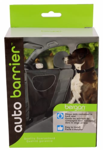 Bergan Auto Travel Dog Barrier Perspective: front