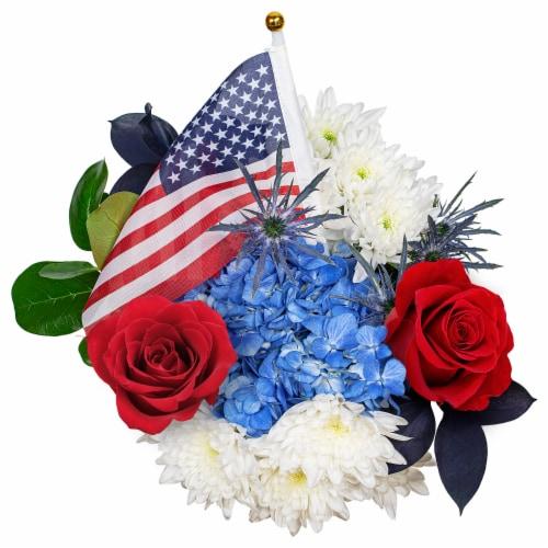 Remembrance Bouquet Perspective: front