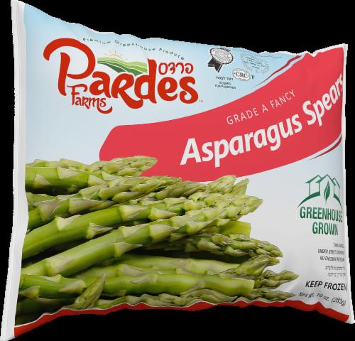Pardes Farms Grade A Asparagus Spears Perspective: front