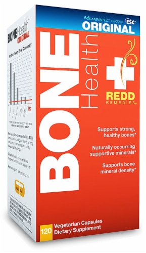 Redd Remedies  Bone Health Perspective: front
