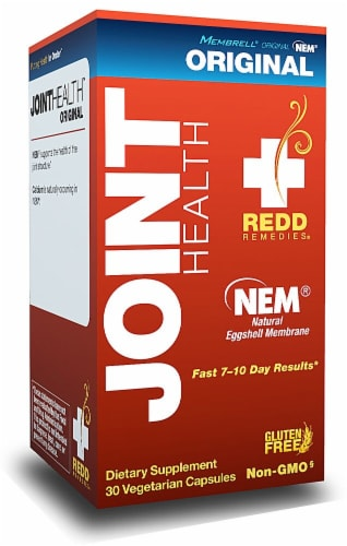Redd Remedies Joint Health Dietary Supplement Perspective: front