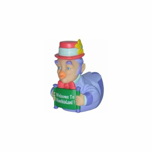 CelebriDucks 81056 Munchkin from The Wizard of Oz Rubber Duck Perspective: front