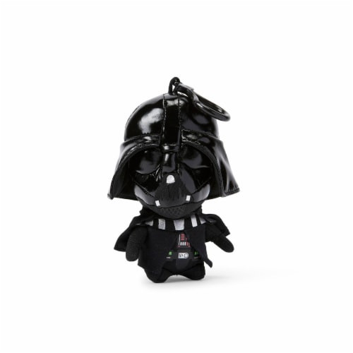Star Wars Mini Talking Plush Toy Clip On - Darth Vader Perspective: front