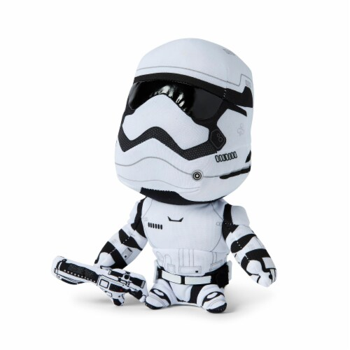 "Star Wars 9"" Talking Plush: Stormtrooper Perspective: front"