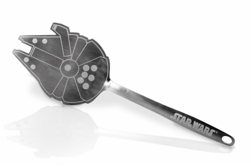 Star Wars Metal Spatula - Millennium Falcon Perspective: front