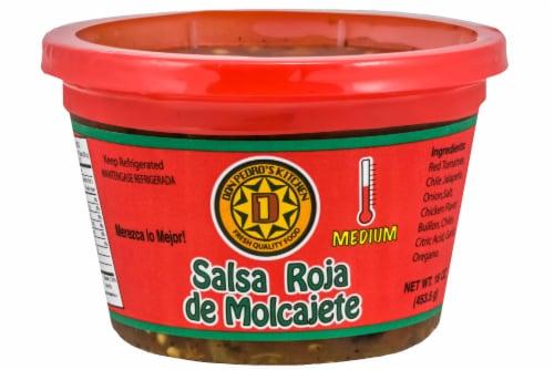Don Pedro Salsa Roja De Molcajete Perspective: front