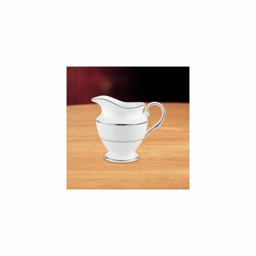 Lenox 762028 Venetian Lace Creamer Perspective: front