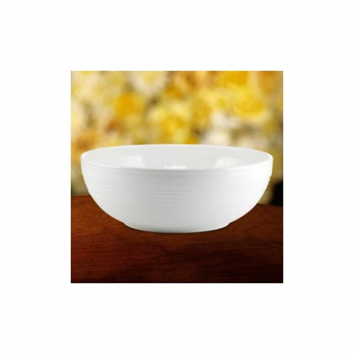 Lenox 811487 Tin Can Alley Small Serving Bowl Perspective: front