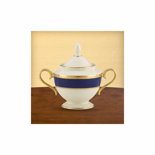 Lenox 823146 Independence Sugar Bowl Perspective: front